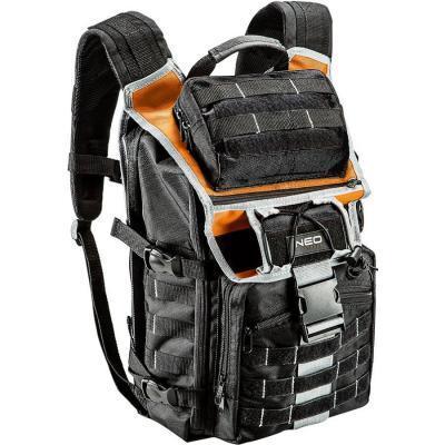 Сумка для инструмента Neo Tools рюкзак 22 кишені, поліестер 600D (84-304)