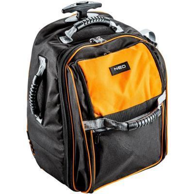 Сумка для инструмента Neo Tools рюкзак на колесах, телескоп.ручка (84-303)