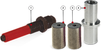 Сопло Contracor GAB для пистолета GA/GAB-8