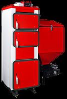 Автоматизированный угольный котел Heiztechnik Q Eko Duo (17 - 75 квт)