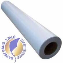 Широкоформатная полиэтиленовая пленка Backlit белая, матовая, 200мкм, 1070 мм х 30 м