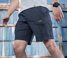 M-Tac шорты Aggressor Lite Dark Navy Blue M