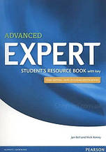CAE Expert Advanced 3rd Ed (2015) Student Resource Book with Key / Pearson