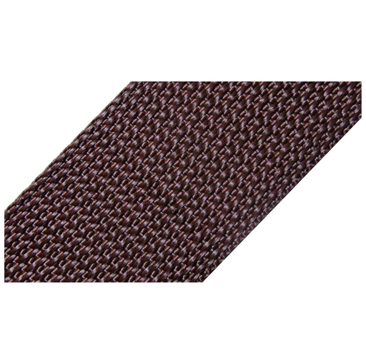 Стрічка ремінна 100% Поліпропілен 40мм кол коричневий (боб 50м) р 2534 Укр-з