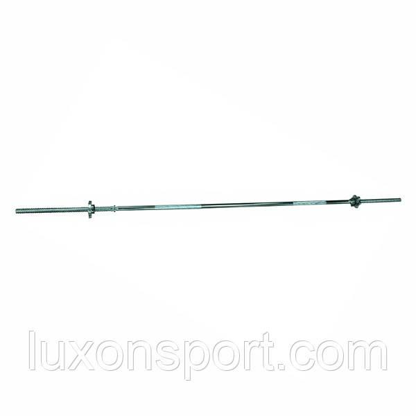 Гриф  для штанги прямой 180 см Luxon Sport