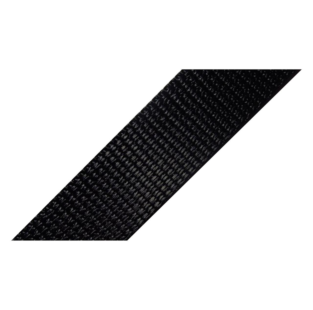 Лента ременная 100% Полиамид 20мм цв черный (боб 50м) р 3174 Укр-з