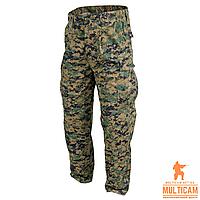 Штани Helikon-Tex® USMC Pants - PolyCotton Twill - USMC Digital Woodland, фото 1