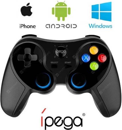 Геймпад беспроводной для смартфона ipega PG 9157.Джойстик для ПК, Tv Box, Smart tv., фото 2