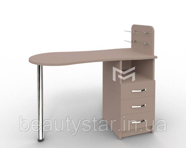 Меблі для манікюрного кабінету