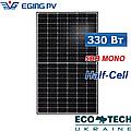 Cолнечная батарея EGing PV EG-330M60-HD монокристалл
