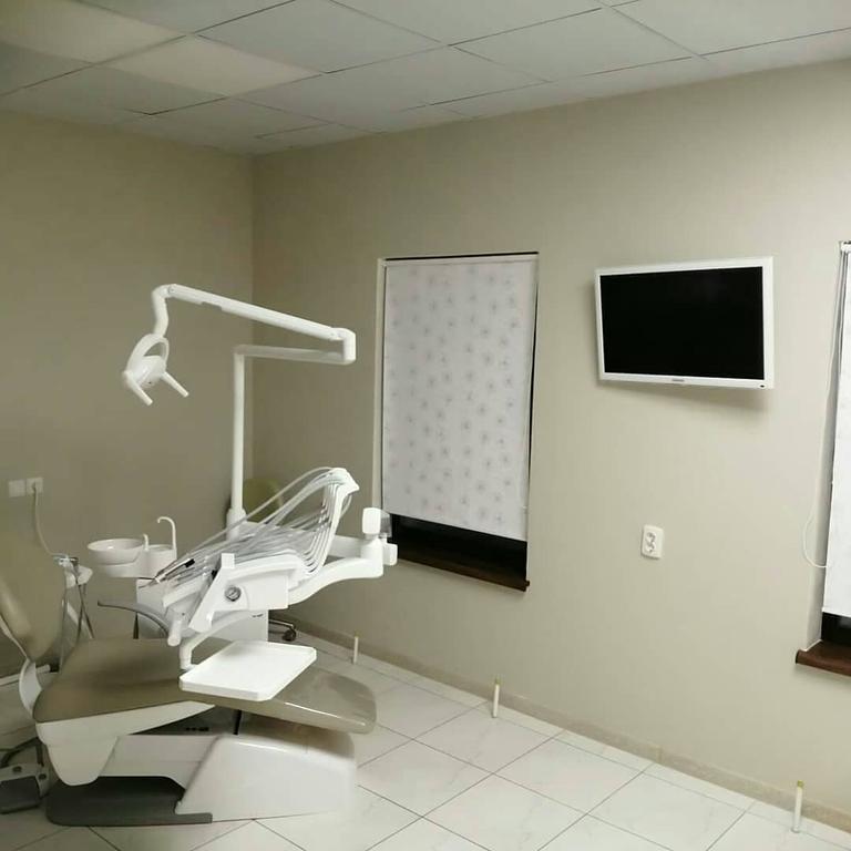 Ролеты тканевые ткань Квиты💐🍀Одуванчик☀️  Стоматология