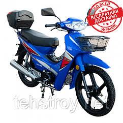 Мотоцикл SPARK SP110C-3WQ (красный,синий,черный) +Доставка бесплатно