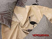 """Двуспальный набор постельного белья 180*220 из Бязи """"Gold"""" №154151AB Черешенка™, фото 2"""