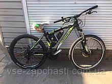 """Электровелосипед Shark 26"""" 350W 10,4А,ч 48V e-bike"""