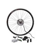 Полный Электро набор для велосипеда PYMOTOR 350w акб 10Ач, Pas, газ, контроллер