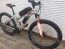 "Электровелосипед Apache 29"" 350W 10А,ч 48V e-bike двухподвес MXUS"