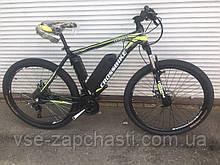 "Электровелосипед Leader 27.5"" 350W 10А,ч 48V e-bike"