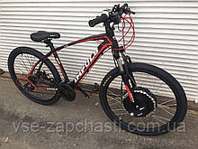 "Электровелосипед Imotor 26"" 500W 5.4 А,ч 24V e-bike"