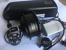 Полный Электро набор 350W 36v для велосипеда с акб 36v 10.4 ач, Pas, газ