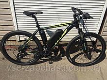 Электро велосипед Aspect 27.5 350W Акб 48V на 10ah, e-bike 40км/ч редукторный