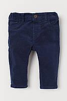 Детские вельветовые брюки для мальчика
