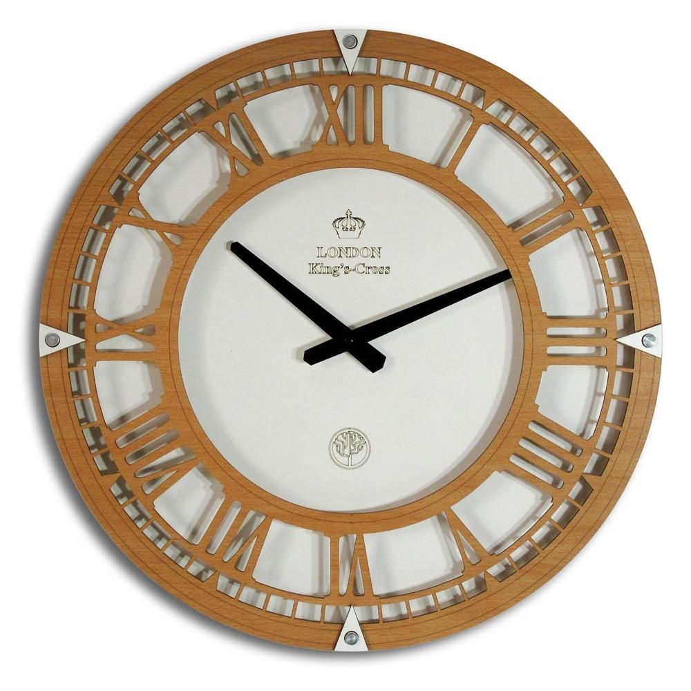 Настенные часы ProfART King s Коричневый (S-UGC005b)