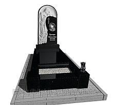 Пам'ятник фігурний з граніту одинарний FR 7011