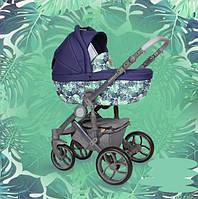 Детская универсальная коляска 2 в 1 Baby Merc Bebello (B/126A)