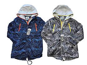 Куртки для мальчиков на флисе оптом, GRACE, размеры 146-164, арт. B-70644