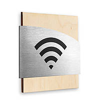 Табличка Wi-Fi, фото 3