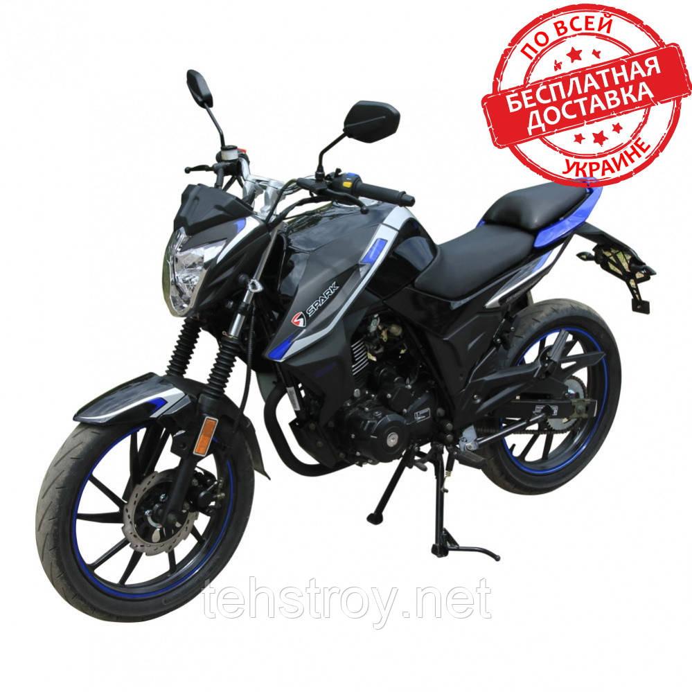 Мотоцикл SPARK SP200R-28 + Доставка бесплатно