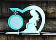 Детская фоторамка, рамка для фото УЗИ, фото 4