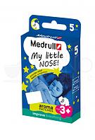 "Пластырь ароматический Medrull ""My little nose"", 58х50 мм, 5 шт."