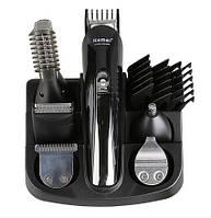 Машинка-триммер для стрижки волос Kemei KM-600, Black