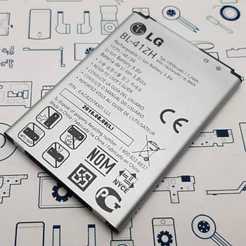 Батарея аккумуляторная BL-41ZH LG Y50 H324 Сервисный оригинал с разборки (до 10% износа)
