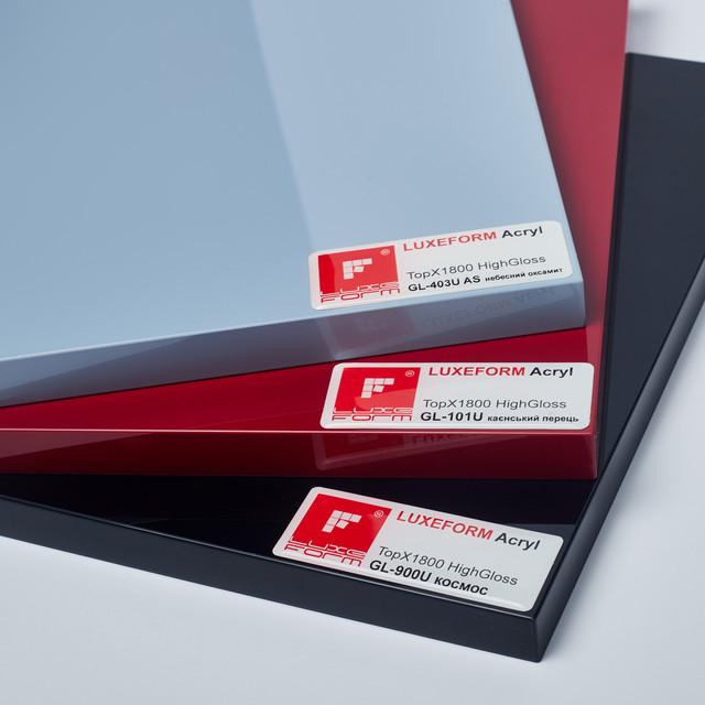 Акриловые плиты Acryl TopX1800