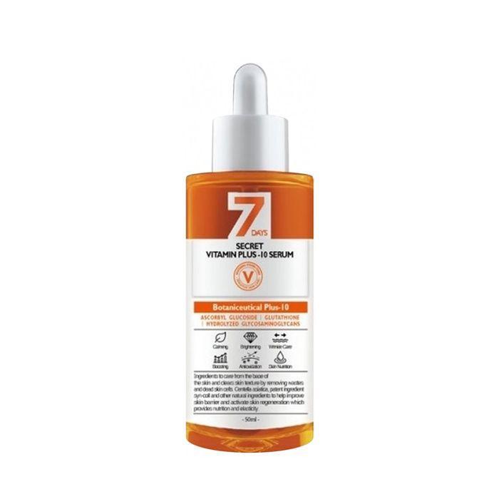 Витаминная сыворотка для лица May Island Seven Days Secret Vita Plus 10 Serum 50 мл (8809515400822)