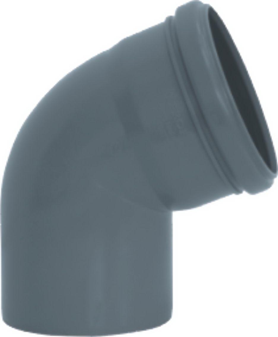 Канализация внутренняя Колено 50 мм (30°)