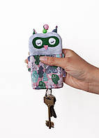 Ключница. Чехол для ключей — Сова, фото 1
