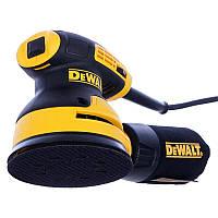 Шлифовальная машина Шлифмашина эксцентриковая сетевая DeWALT DWE6423