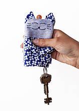 Ключница. Чехол для ключей — Котенок