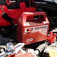 ✅ Компресор автомобільний(12В. Один циліндр 19 мм) INTERTOOL AC-0001 + Зарядний пристрій INTERTOOL AT-3012, фото 8