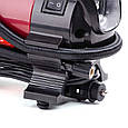 Компрессор автомобильный(12В. Один цилиндр 19 мм) INTERTOOL AC-0001 + Зарядное устройство  INTERTOOL AT-3012, фото 4
