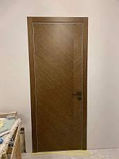 Двери FUSION F-44 Полотно, шпон, срощенный брус сосны, фото 3