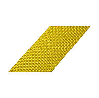 Лента ременная  100% Полипропилен 30мм цв желтый (боб 50м) р 3264 Укр-з