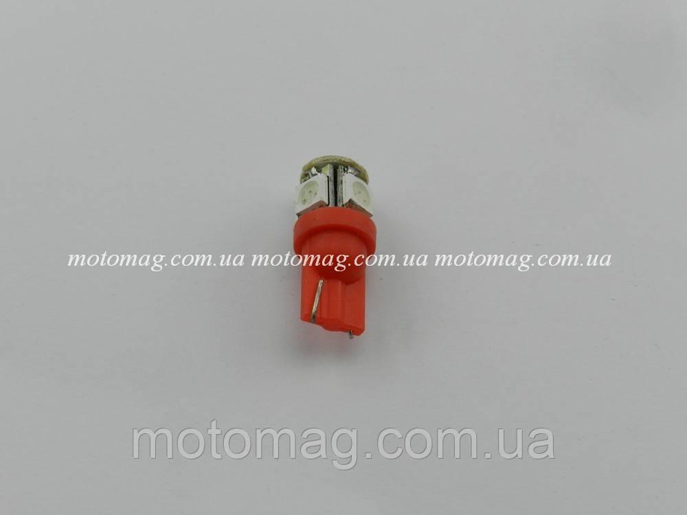 Лампа диодная приборов/поворотов без цоколя
