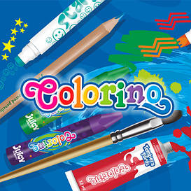 TM Colorino - товары для школы и детского творчества