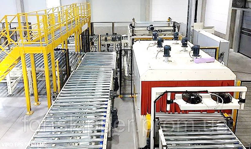 Завод для виробництва мінеральної вати 12 т/год