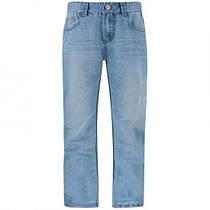 Джинсовые брюки для мальчика оптом, Glo-Story, размеры 158,158, арт. BNK-8450