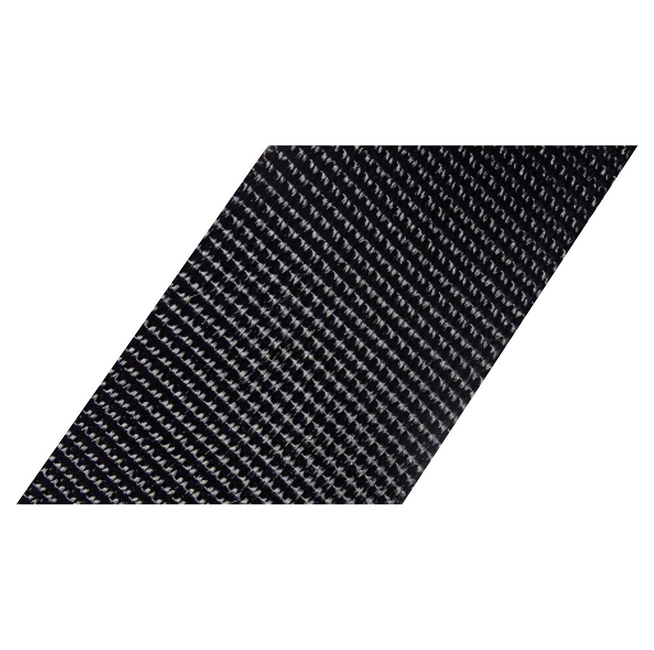 Стрічка ремінна 100% Поліамід 40мм кол чорний (боб 50м) р 3060 Укр-з